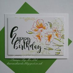 With Love and Flowers from Stamps By Me  #withloveandflowers #stampsbyme #getyourhappyon #flowers #dtsample #distressinks #stamping #stamps #cardmaking #cards #craft #creative #ilovetocraft