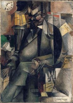 Albert Gleizes, was a French artist, theoretician, philosopher, a founder of Cubism and an influence on the School of Paris