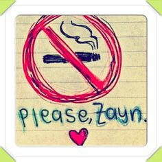 Find images and videos about one direction, zayn malik and justin bieber on We Heart It - the app to get lost in what you love. Stop Smoke, Zayn, Image Sharing, Loving U, We Heart It, How To Get, Neon Signs, Vip, Smoking