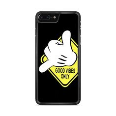 Disney Cartoon Mickey Hand Funny Quote Good Vibes iPhone 7 Plus Case – Miloscase Iphone 7 Plus Cases, Phone Cases, Mickey Hands, Disney Cartoons, Good Vibes Only, Victoria Secret Pink, Funny Quotes, Disney Cartoon Drawings, Funny Phrases