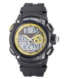 #Sonata #7989PP02J #Men #Watch for Just Rs. 1062/- #Sonata #7989PP02J #Men #Watch for Just Rs. 1062/- http://www.minglekart.com/deals-of-the-week/sonata-7989pp02j-men-watch.html