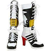 Tiny Time Damen Cosplay Schuhe Cosplay Kostüm Stiefel Boots Shoes