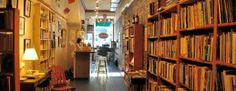 The Bookstore in Lenox, MA is a fabulous resource for writers. Tons of inspiration here.
