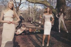 picnic photography phil poynter styling alister mackie dazed and confused may 1996