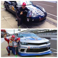 We're off to a good start already at The Brickyard in Indy with pole positions in BOTH classes of the IMSA Continental Tire Sports Car Challenge! Great job to Adam Isman from Autometrics Motorsports (ST class Porsche Cayman on Forgeline GA3R wheels) and Matt Bell from Stevenson Motorsports (GS class Camaro Z/28.R on Forgeline GS1R wheels). The race start TODAY (Friday, July 25) at 2:35 ET. You can catch it live at imsa.com.  #Forgeline #notjustanotherprettywheel #madeinUSA #Brickyard Camaro Z, Corvette, Racing Baby, Brick Yard, Best Start, July 25, Porsche, Indie, Challenges