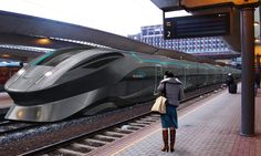 high speed train concept - Google Search