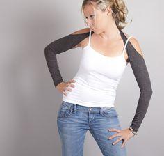 .suspender sleeves. #sleeves #burningman #warmth #layers