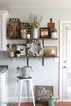 12 Farmhouse Decor Ideas That Will Make Your Home Look Perfect - Craftsonfire
