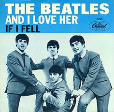 And I love Her and If I fell.-Beatles The band and type of music that I first fell in love with Beatles Songs, Les Beatles, Ringo Starr, George Harrison, Paul Mccartney, John Lennon, Rock And Roll, Wedding Love Songs, Wedding Dj