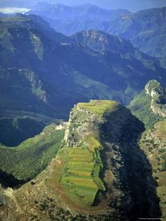 Copper Canyon Mexico: Bigger and more wonderful than the Grand Canyon. Traveled by rail from Los Mochis, Sinaloa, to the Mennonite settlement.