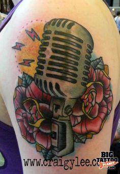 Rockabilly tattoo rockabilly tattoos pinterest for Empire tattoo blackwood