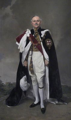 attribute?, Right Honourable Lawrence Roger (1896–1969), 11th Earl of Scarbrough