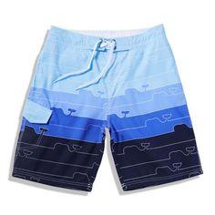 S-3XL Men Swimming Trunks Loose Men's Board Surf Shorts Summer Swimwear Print gym Bermudas Surf Beach Shorts Boardshorts b7