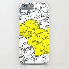 Ready for the party? #illustration #doodle #art #drawing #pen #bnw #blackandwhite #bw #mono #society6 #s6 #crowd #head #phone #iphone #iphone5 #iphone5s #iphone6 #iphone6plus #case