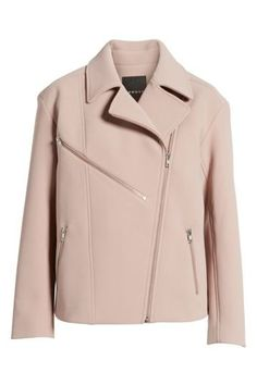 ef930fc17be Bonded Moto Jacket by Trouve on  nordstrom rack Christmas Wishes
