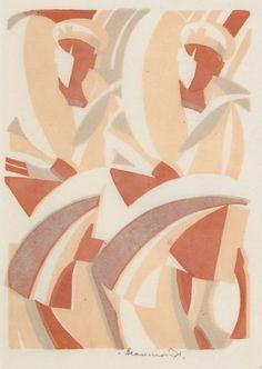 Leonard Beaumont, Leave, 1932