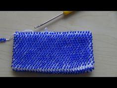 Вязание с бисером. Видео для вебинара - YouTube