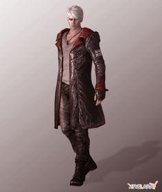 Dante From DMC 5 | Dante cheveux blancs... - DmC Devil May Cry - Page 2 sur JeuxVideo.com ...