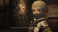 [Ps4]Final Fantasy XIV[Story](The FAR EDGE of FATE)Part 2