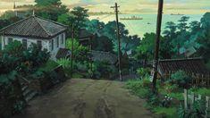 Studio Ghibli Backgrounds - Bing images