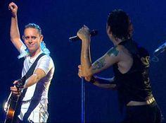 Depeche Mode - Exciter Tour 2001.