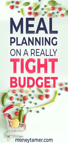 If you have a tight budget for groceries then these meal planning tips that save money are essential. Learn how you can still eat well for cheap! Frugal Meals, Cheap Meals, Easy Meals, Monthly Meal Planning, Family Meal Planning, Budget Meal Planning, Crockpot, Grocery Savings Tips, Shopping