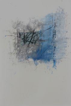 Saatchi Online Artist: Jane Cornwell; Paper, Assemblage / Collage Untitled