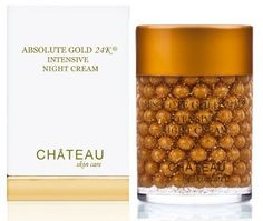 ABSOLUTE GOLD 24K Intensive Night Cream  24 Karat Gold SILK PEPTIDE and Hyaluronic Acid It provides longlasting firming smoothing moisturizing and anti aging effects Excellent for all skin types 2 floz60ml ** Read more reviews of the product by visiting the link on the image. (Note:Amazon affiliate link)