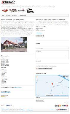 Möbelgeschäft, Neukirch-Egnach, Gartenmöbel, Möbelschreinerei, Bettwaren