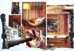 Reisbureau Interieuradvies # Collage # Sfeercollage # Woningwens