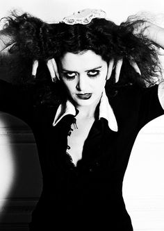 Patricia Quinn as Magenta in The Rocky Horror Picture Show (1975)
