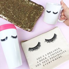 So many lashes, so little time! Find al these styles and more in our shop! Sweet Water Decor ☕️