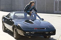 1982 Pontiac Trans Am better know as K.I.T.T. from Knight Rider