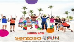 Sentosa Development Corporation invited the online application for various positions in Singapore. We listed all latest jobs from Sentosa ...