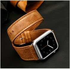 Genuine Leather for iWatch Apple Watch Band Strap