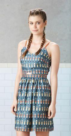 Só na Antix Store você encontra Vestido Pebolim com exclusividade na internet