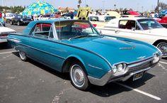 Ford : Thunderbird 1962 FORD