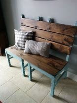 Image result for repurposed dresser into chair