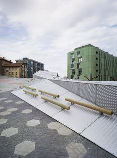 Pormetxeta Square / MTM Architects, Xpiral Architects