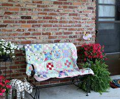 back door vintage junk eclectic style Petticoat Junktion