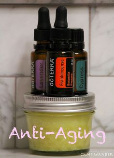 How To Make An Anti-Aging Healing Salve + 2 More