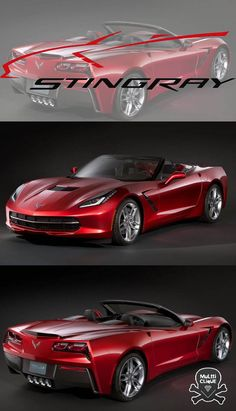 Corvette 2014.  I think my heart just skipped a beat <3