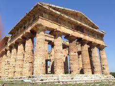 "fazufazu: "" Magna Grecia ruins in Paestum, Campania, Italy. """