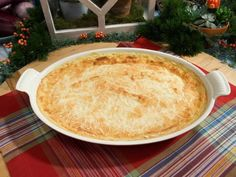 Get Mashed Potatoes au Gratin Recipe from Food Network