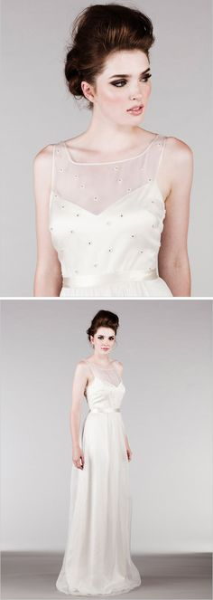2015 Saja Wedding Collection #weddingchicks See it here: http://www.weddingchicks.com/saja/