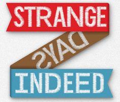 Strange Days – Jason Wong – Friends of Type