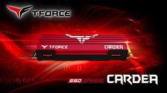 Team Group Introduces its Fastest SSD for Gamers with T-FORCE CARDEA M.2