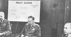 What is Project Blue Book?