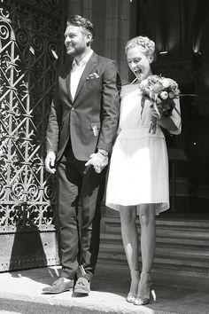 Hochzeitskolumne: Unsere Standesamtliche Hochzeit