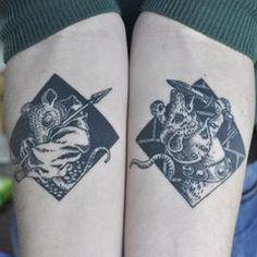 Redwall Inspired tattoo.